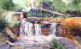 Freemans Mill Dam